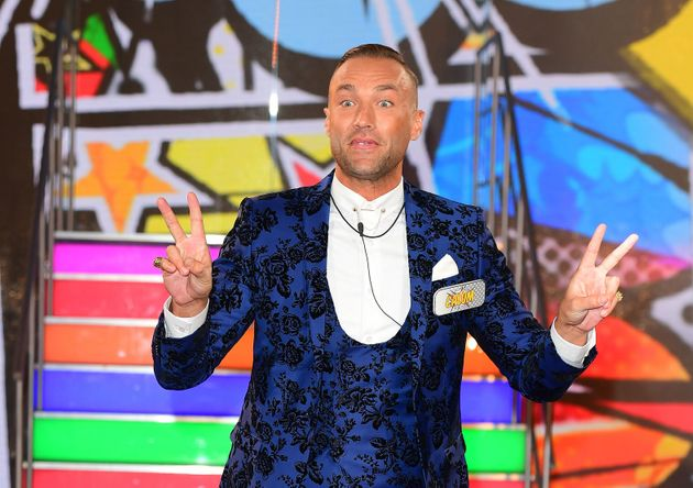 Calum Best is back in the 'Celebrity Big Brother'