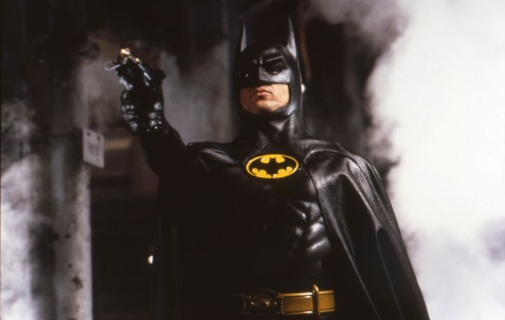 "Michael Keaton in the 1989 film ""Batman."" Keaton recently explained why he quit the franchise after two films."