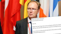 UK's EU Ambassador Quits His Post Slamming 'Muddled' Brexit