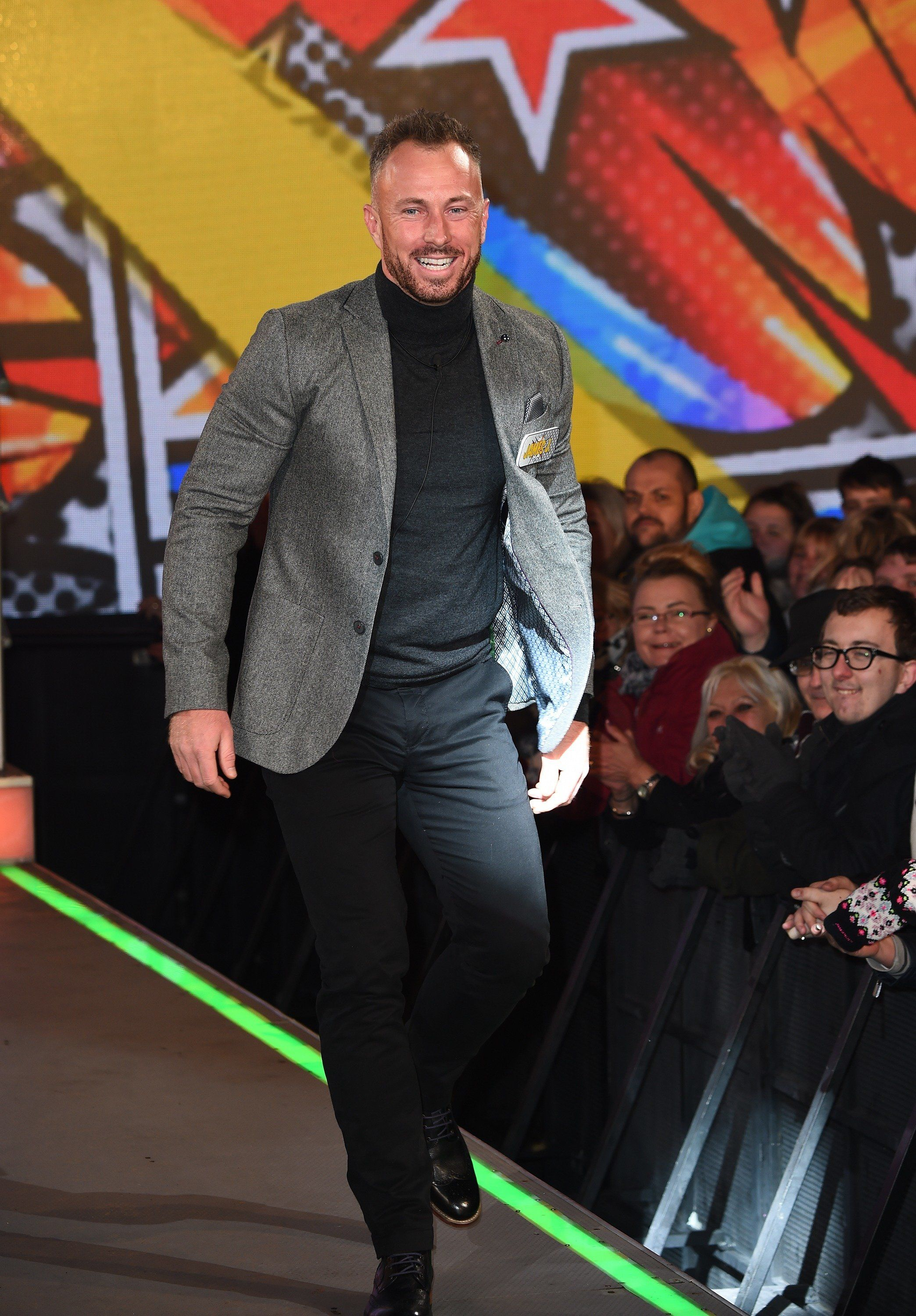 James Jordan Tells 'Strictly Come Dancing' Judges They 'Should Be