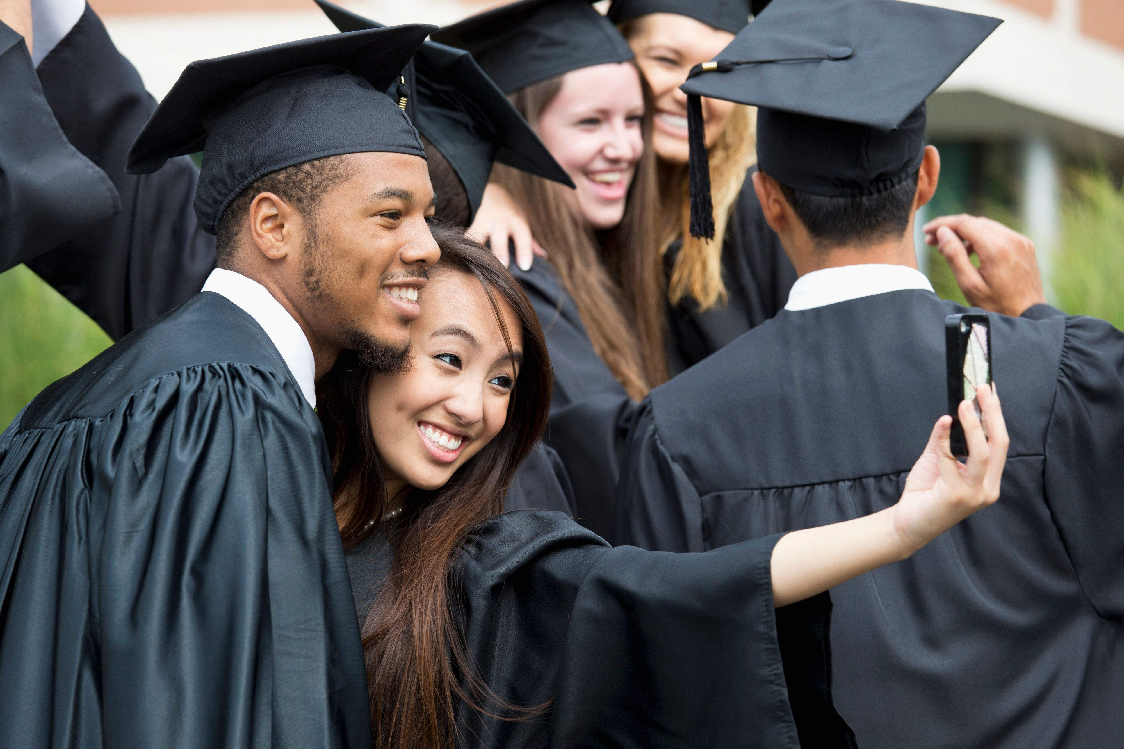 Your Graduation Selfie Could Help A Fraudster Beat You To Your Dream