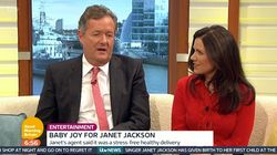 Susanna Reid Defends Janet Jackson After Piers Morgan Implies She's Too Old For