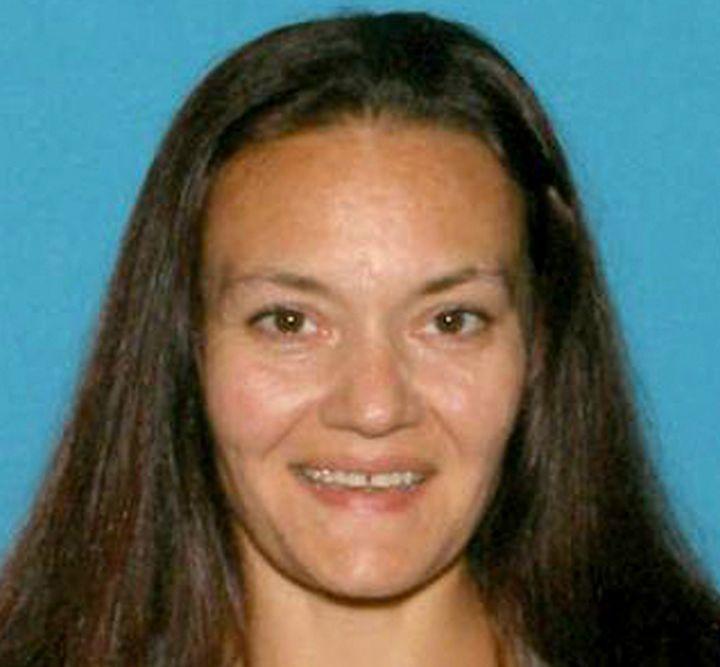 Rachelle Bond, 40, mother of the 2-1/2-year-old girl Bella Bond.