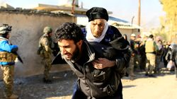 Over 2000 Iraqis A Day Fleeing Mosul Amid Military
