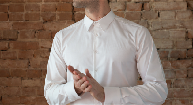 Kickstarter launches offering a wine and stain repellant shirt for Wine stain white shirt