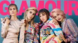 Lena Dunham Praises Glamour For Letting Her 'Cellulite Do The Damn