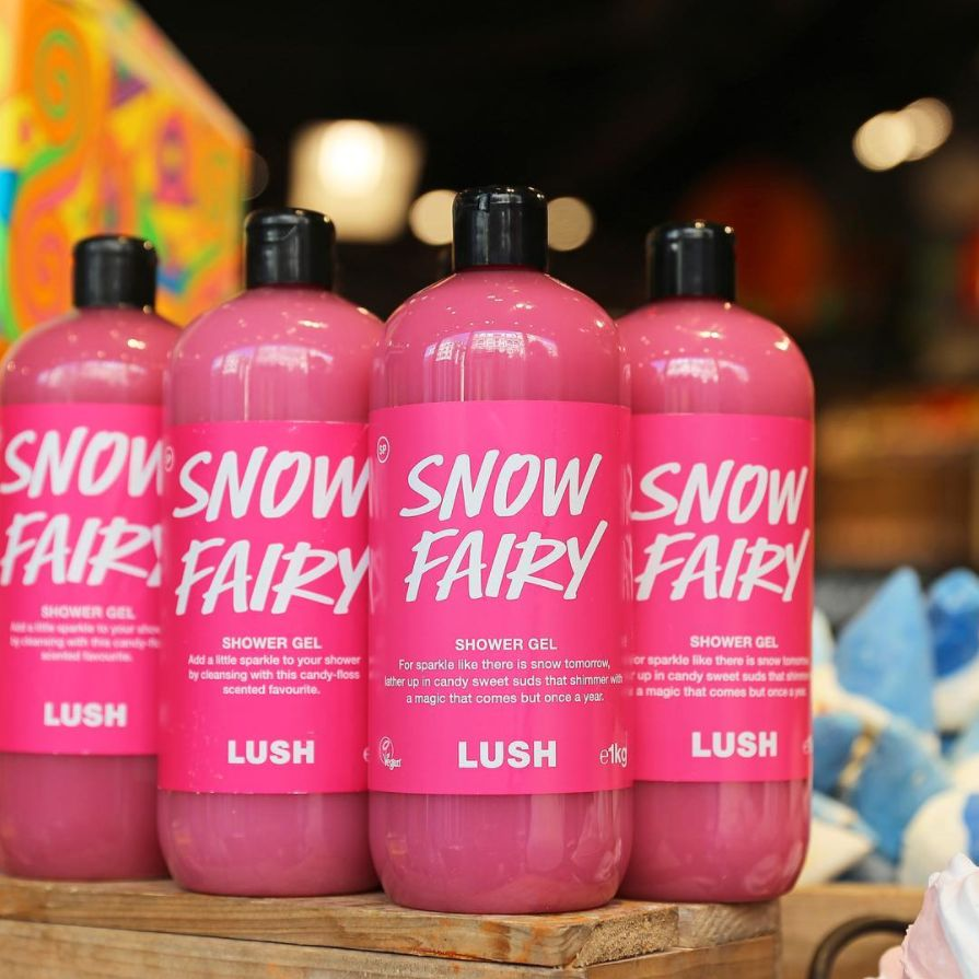 Grandparents Outraged By 'Innuendo' On Lush Shower Gel