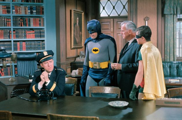 Adam West, 'Batman' Star, Dead At