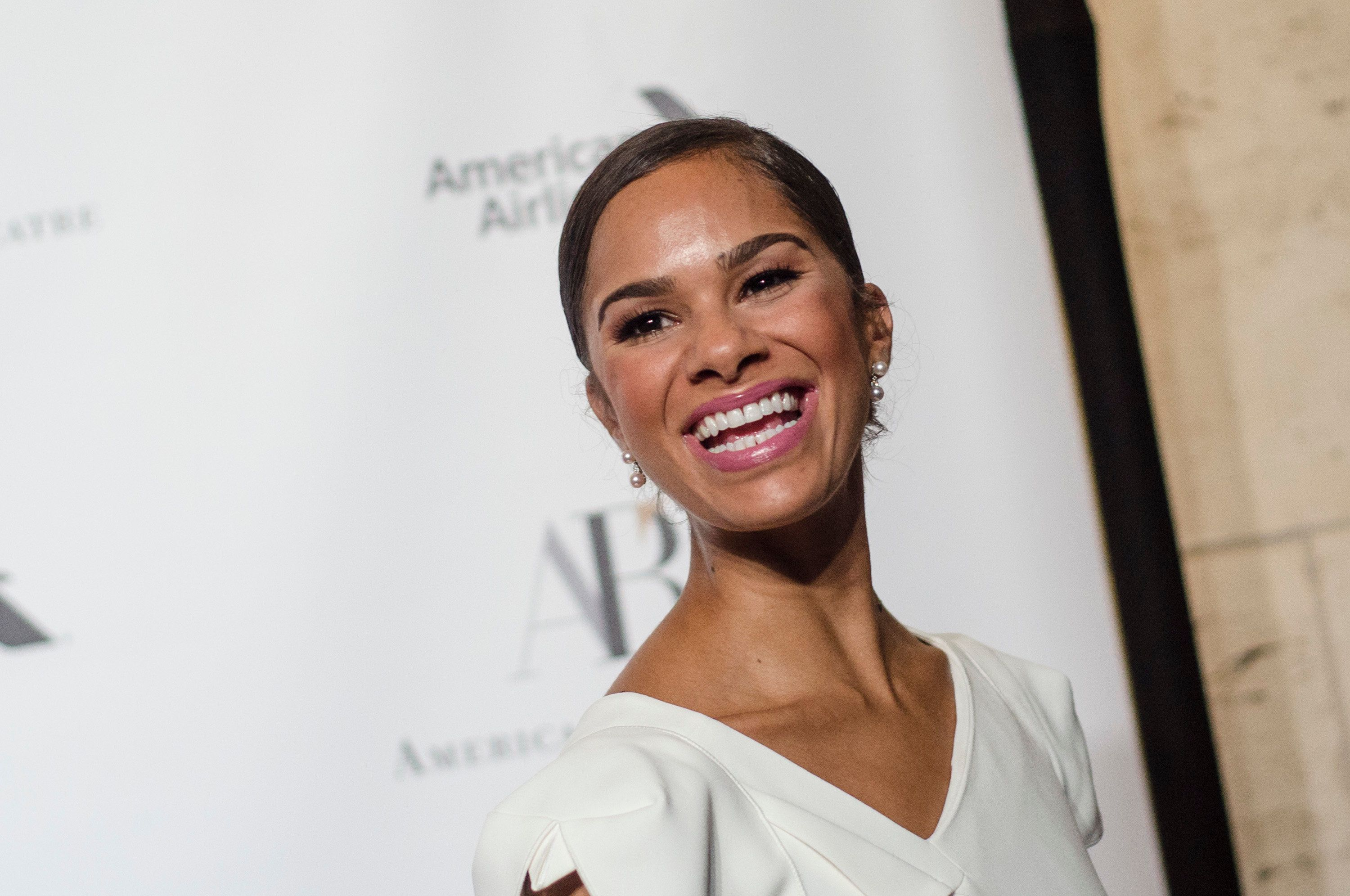 NEW YORK, NY- OCTOBER 20: Dancer Misty Copeland attends the 2016 American Ballet Theatre Fall Gala at the David H. Koch Theater at Lincoln Center on October 20, 2016 in New York City. (Kris Connor/FilmMagic)