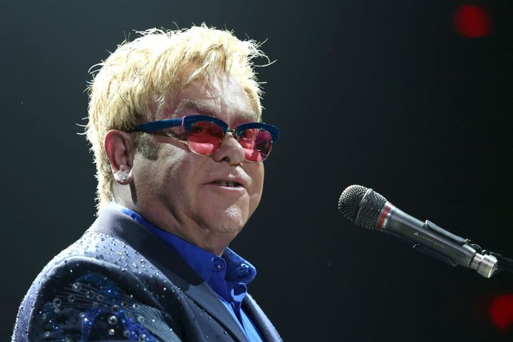 Vladimir Putin told Elton John last year that he would be ready meet for a chat after the entertainer requested a meeting to