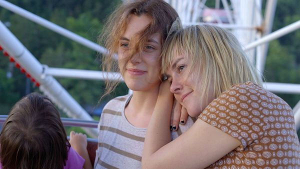 Written by So Yong Kim and Bradley Rust Gray • Directed by So Yong Kim<br><br>Starring Riley Keough, Jena Malone, B