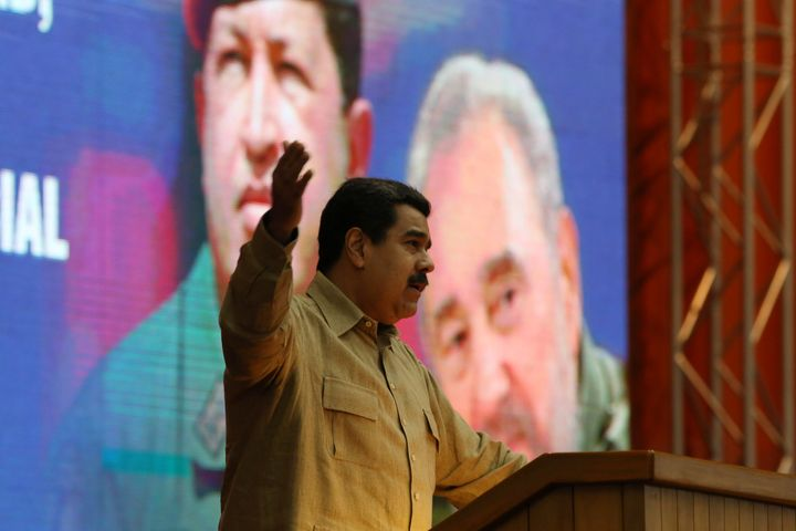Venezuela's President Nicolas Maduro has been called a dictator by many outside of Venezuela.