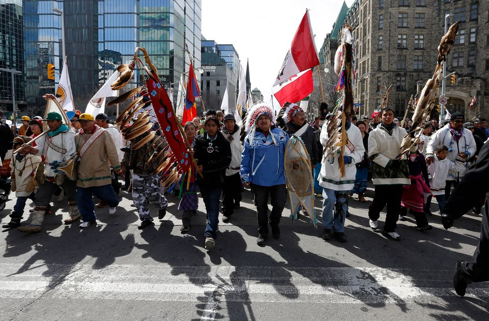 Native Vote Could Make The Difference In Canada's