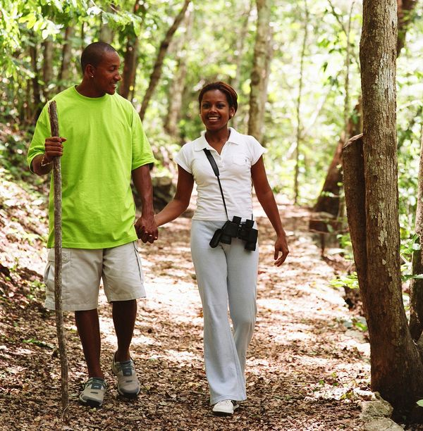 Check out the local nature walks in your town or city.Diving into nature lends a sense of adventure to the date.<