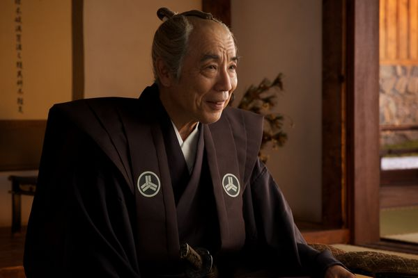 "If Neeson doesn't leave much of an impression in ""Silence,"" Issey Ogata surely does. The Japanese actor plays Inoue Masashige"