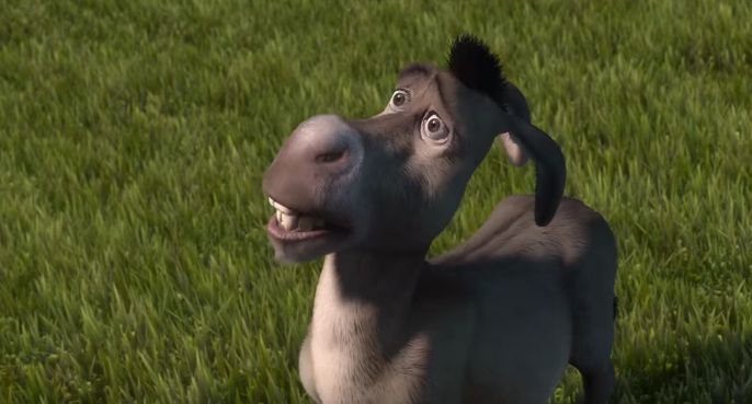 This Twisted Theory Will Change How You Look At Donkey In 'Shrek ...