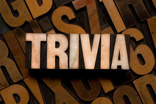 Trivia night at a local spotin town is an affordable and fun option. Maybe you'll impress your date with all of your hi