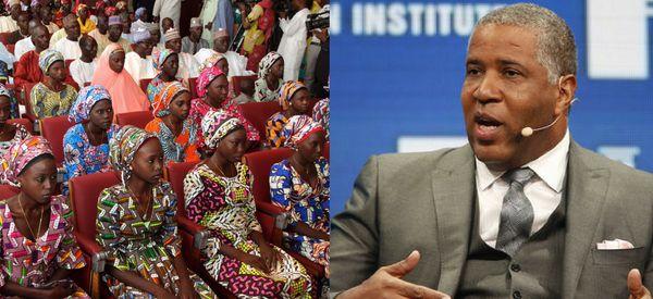 Billionaire To Sponsor Education Of 21 Girls Freed From Boko Haram