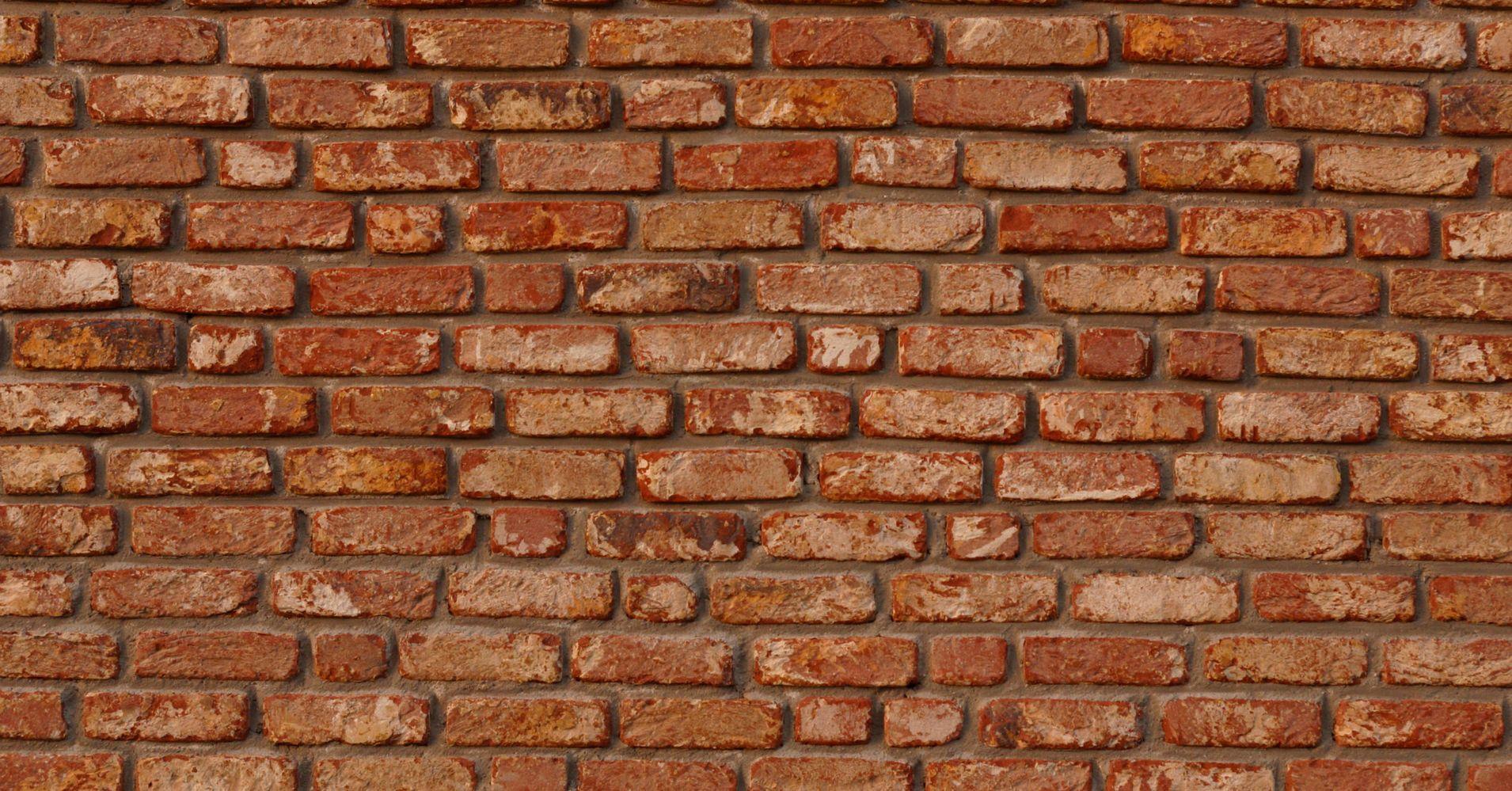 German Man Comes Home Finds Brick Wall Blocking His Door
