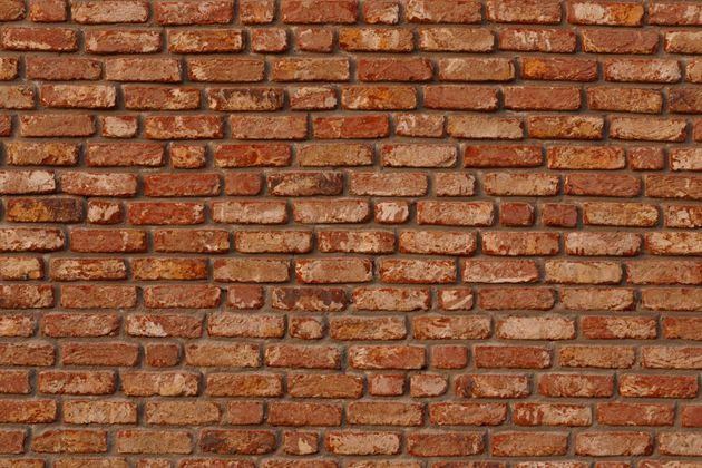 A man inMainhausen, Germany, came home from work and discovered a brick wall blocking his