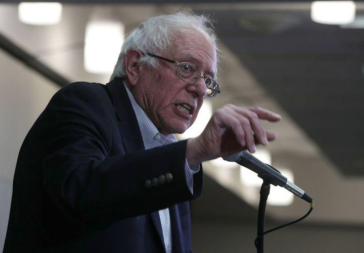 Bernie Sanders Delivered A Killer AIPAC Speech ... In Utah