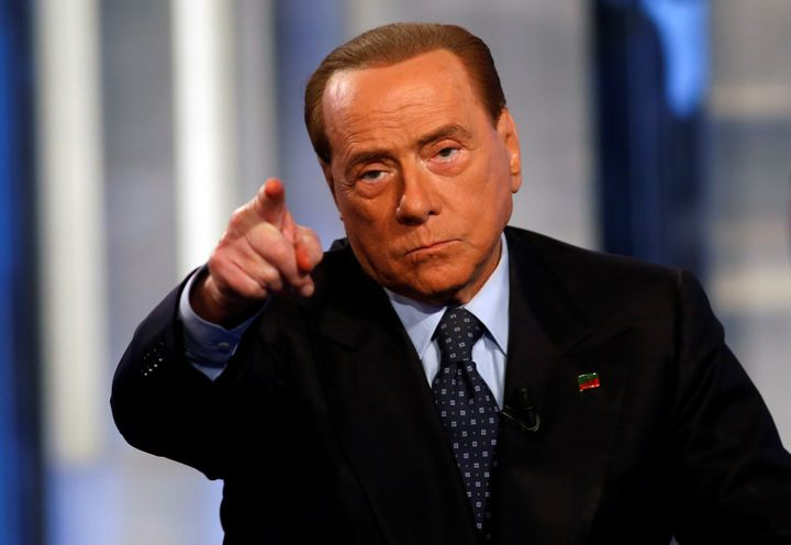 Berlusconi was dissing a woman who's running for mayor of Rome.