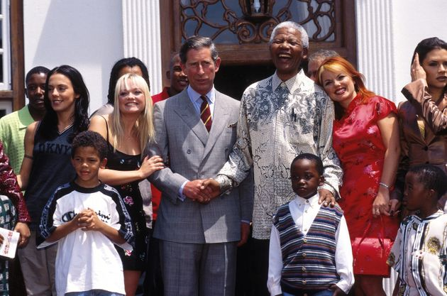 The Time Nelson Mandela Cuddled And Fell In Love With The Spice