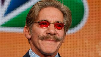 "Participant Geraldo Rivera speaks about the NBC television show ""The Celebrity Apprentice"" during the TCA presentations in Pasadena, California, January 16, 2015. REUTERS/Lucy Nicholson (UNITED STATES - Tags: ENTERTAINMENT MEDIA)"