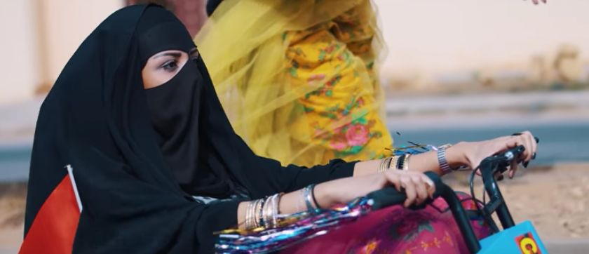 'May Men Go Extinct': The Feminist Anthem Rocking Saudi