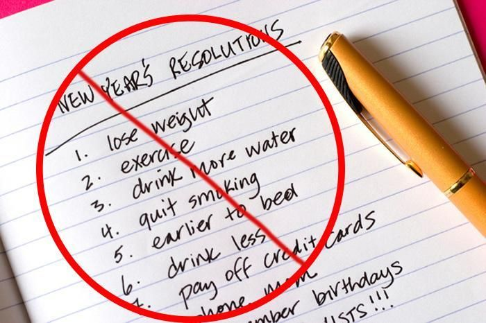 <strong>Forget New Year's resolutions.  Instead ask yourself these 10 questions to dig down deep and make real changes this y