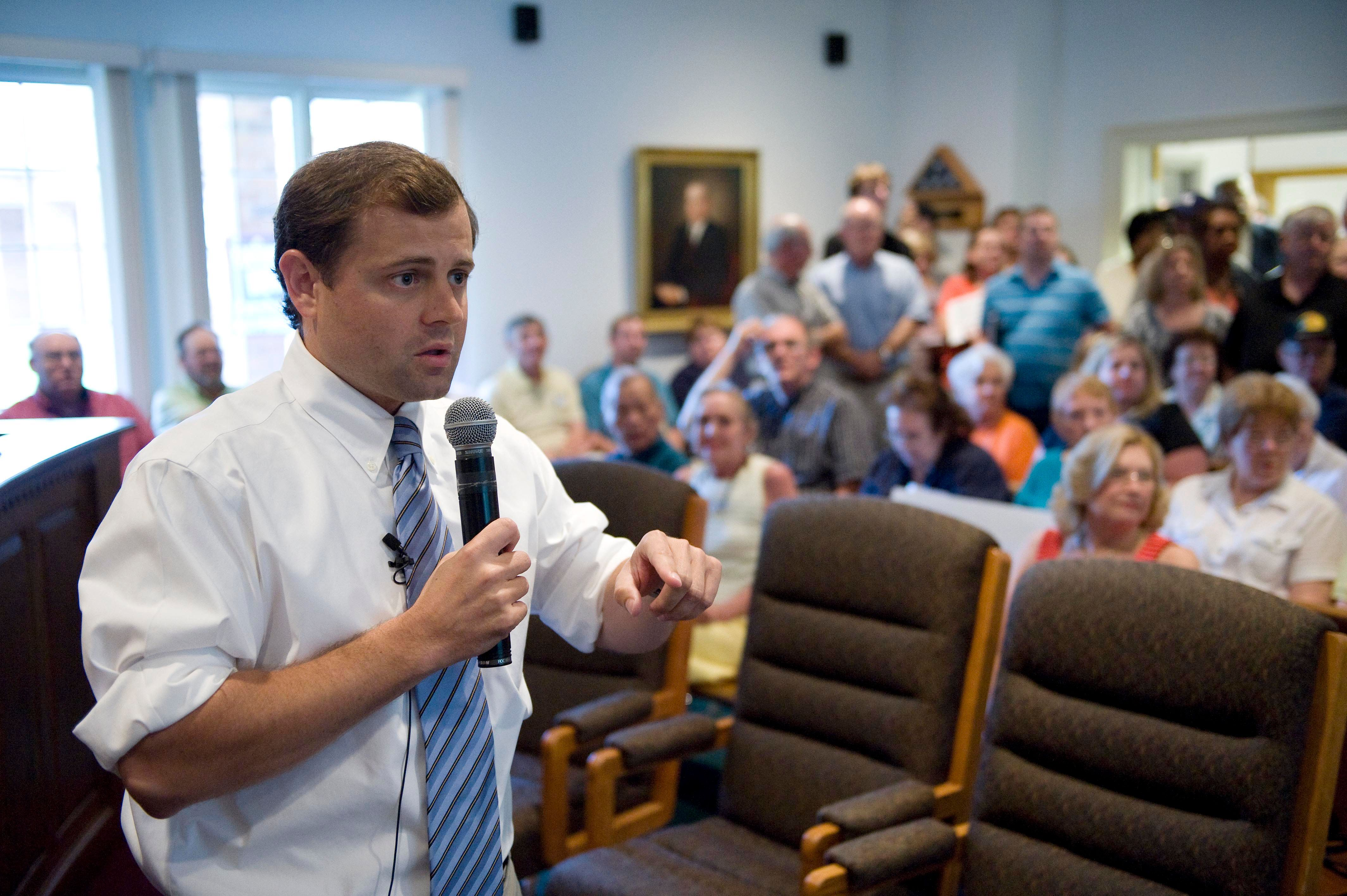 Former Rep. Tom Perriello (D-Va.) has decided to run for governor of Virginia.