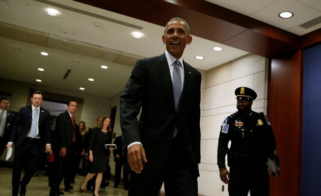 With One Bill, Republicans Fast Track Plan To Undo Obama
