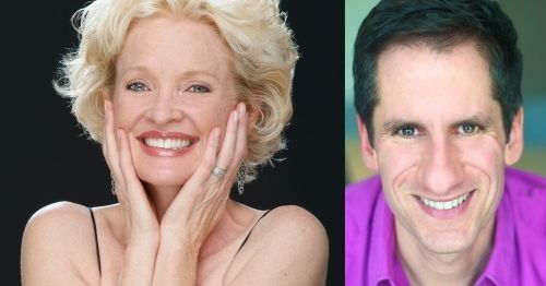 Christine Ebersole and Seth Rudetsky raise money for SF AIDS Foundation, Project Open Hand and SF Gay Men's Chorus at a Jan.