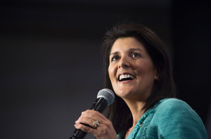 South Carolina Gov. Nikki Haley's (R) support could significantly benefit the Bush campaign.