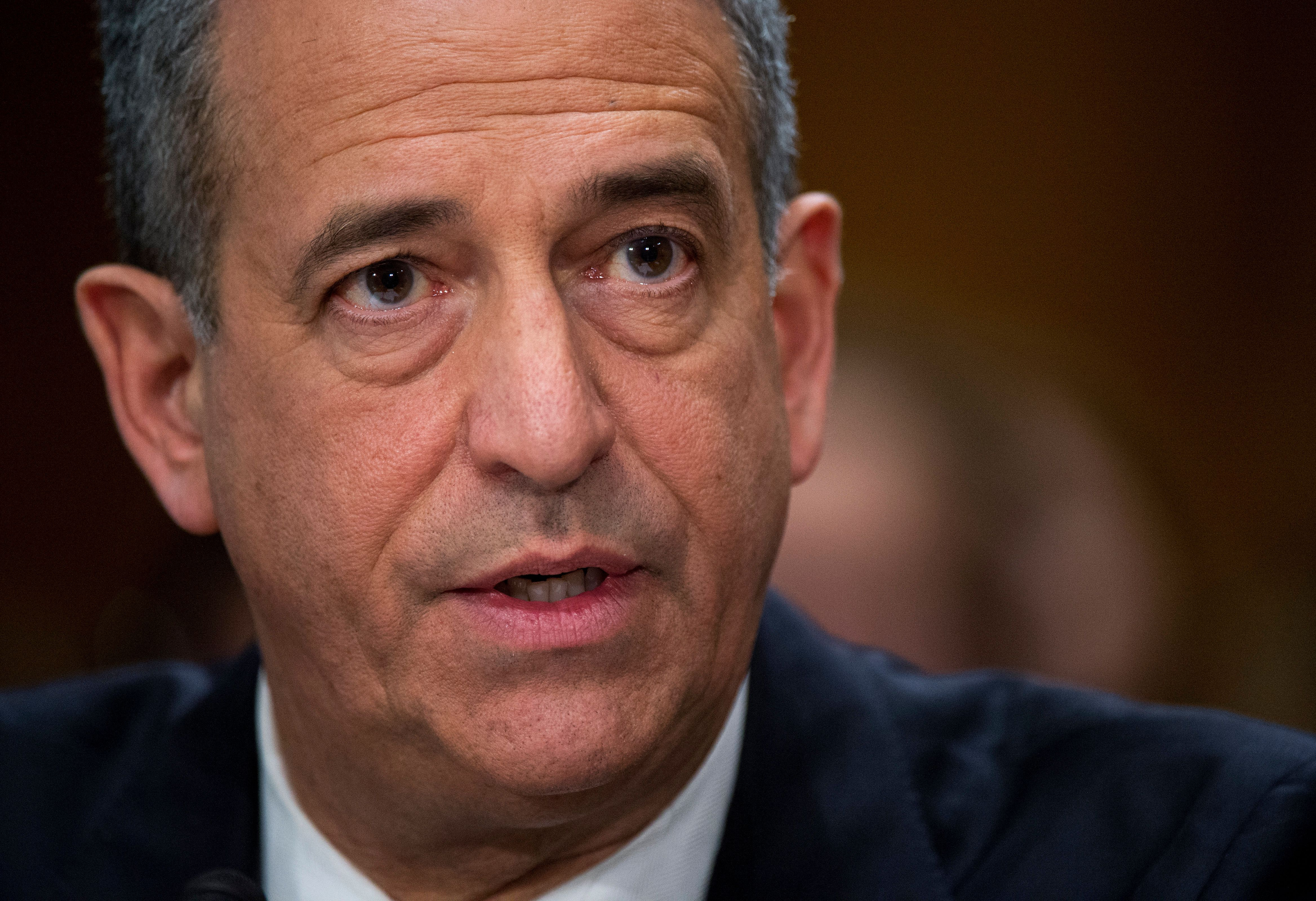 Former Sen. Russ Feingold (D-Wis.), who is running to retake his old Senate seat, received a donation last year from ex-Penta