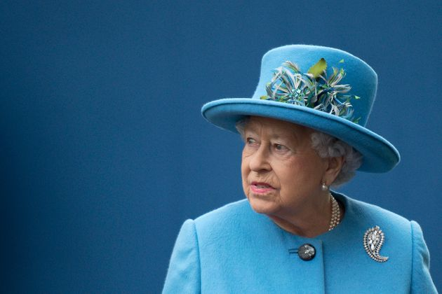 Queen Elizabeth II was once almost shot by a palace guard who mistook her for a late-night
