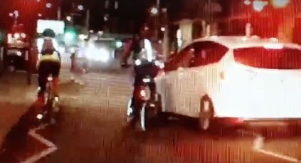 Jeremy Vine Posts Video Of Confrontation Between Cyclist And