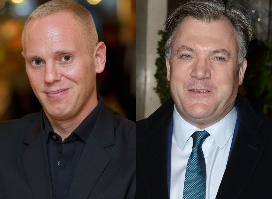 Judge Rinder And Ed Balls Are The Latest Honorary 'Loose