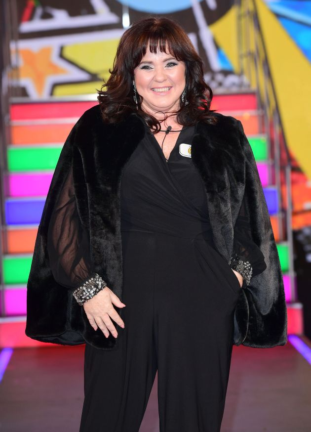 Coleen Nolan has re-entered the 'Celebrity Big Brother'
