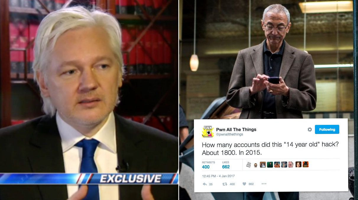 Julian Assange's 14-Year-Old Hacker Claim Taken Apart In 21