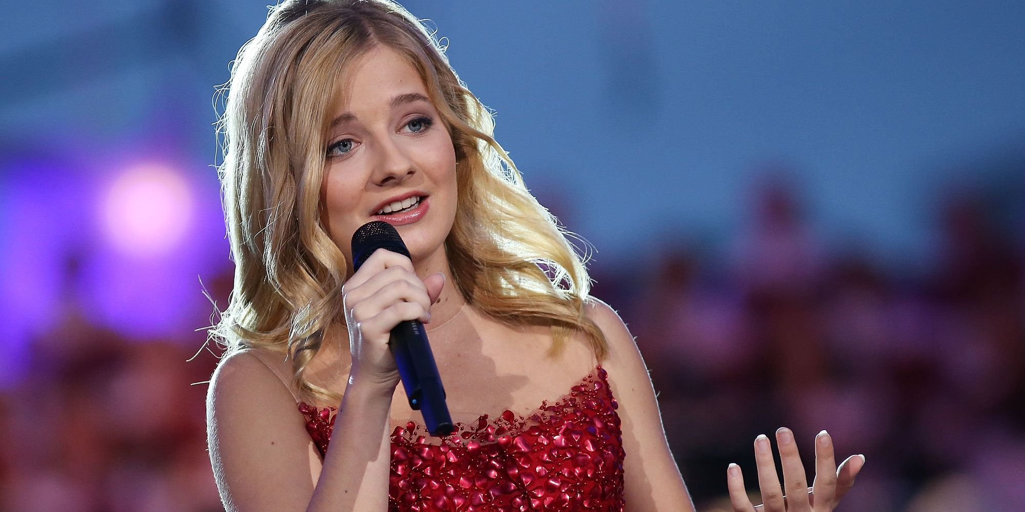 Donald Trump Makes Dubious Claim About Inauguration Singer Jackie Evancho