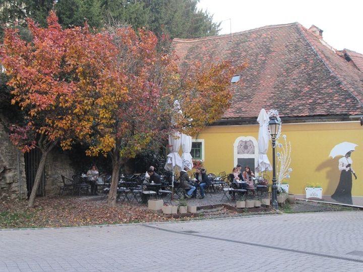 <p>Amelie Cafe in Zagreb</p>