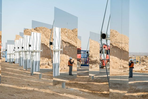 Israel Will Soon Be Home To The World's Tallest Solar