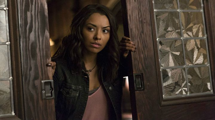 "Kat Graham as Bonnie on ""The Vampire Diaries"""