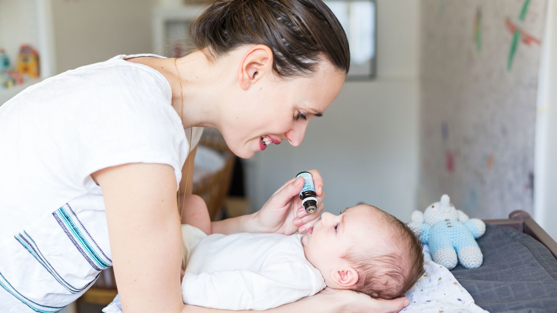 How To Administer Vitamin D To Babies: Guidelines From The