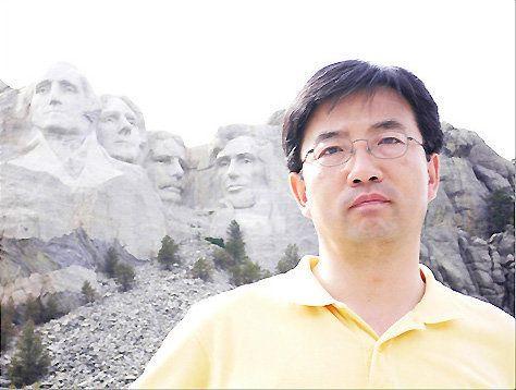 Seung-Whan Choi, the professor.