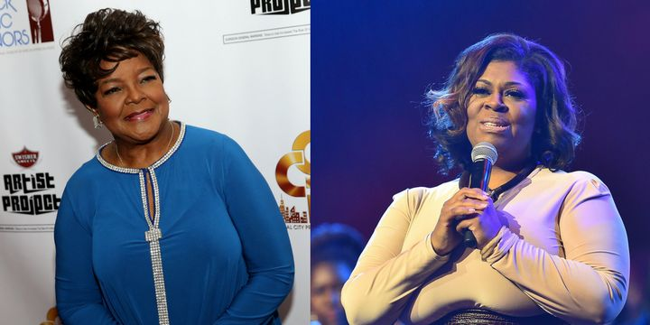 Pastor Shirley Caesar suggested that Kim Burrell should've spoken out sooner.