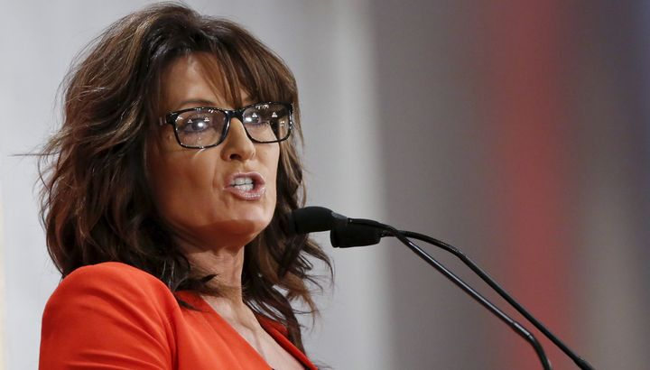 Sarah Palin's Facebook page spreads a lot of misinformation.