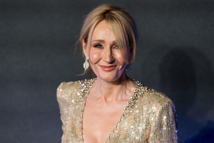 j k rowling says this painting is a clue to her future projects  anadolu agency via getty images
