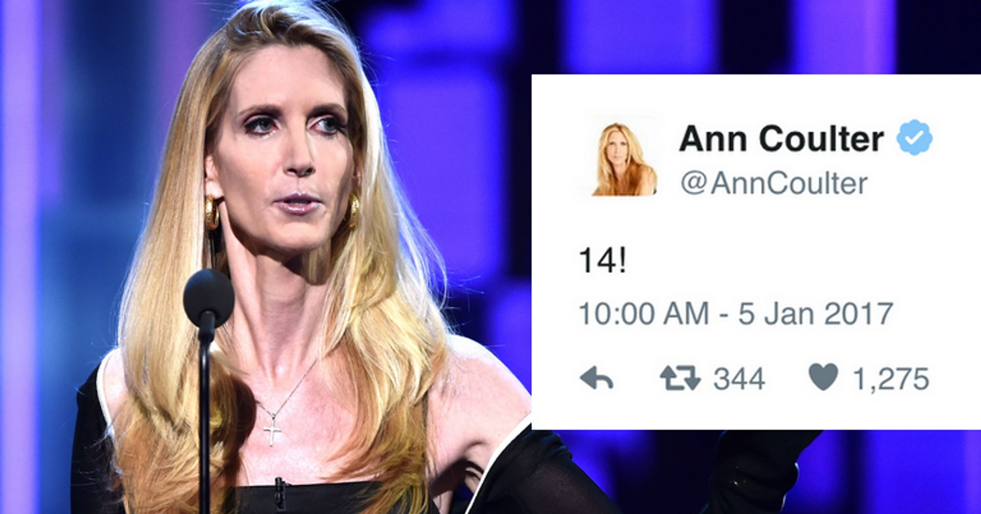 Xxx Fake Ann Coulter 4